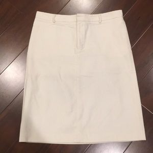 Banana Republic corduroy skirt size 14 plus size